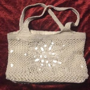 The Sak Knitted purse